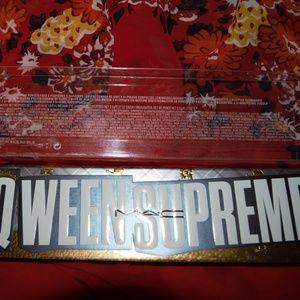 Mac Qween Supreme Palette